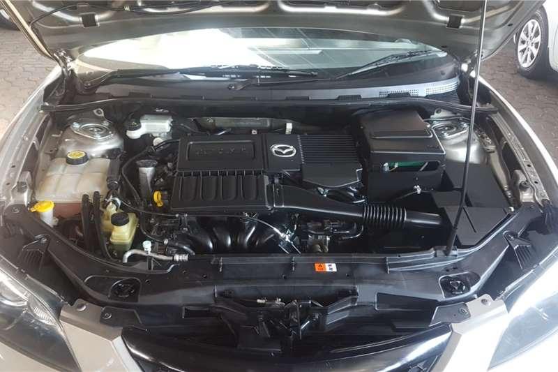 2007 Mazda 3 Mazda3 1.6 Active