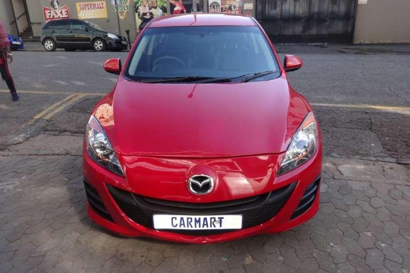 Mazda 3 Mazda3 1.6 Active 2013