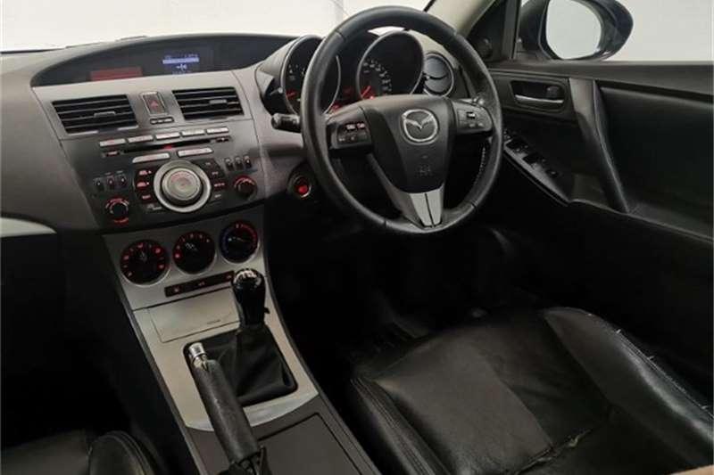 2010 Mazda 3 Mazda3 1.6 Dynamic