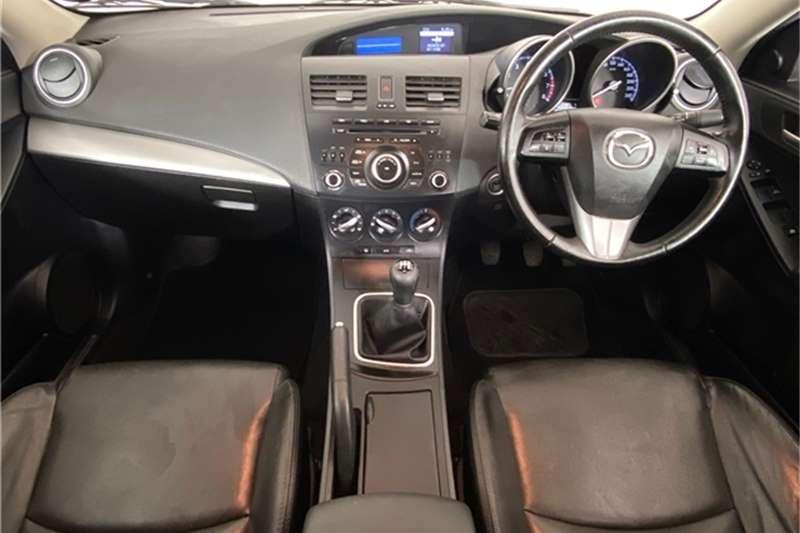 2013 Mazda 3 Mazda3 1.6 Dynamic