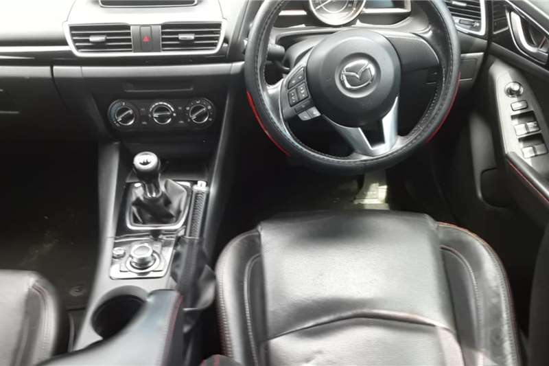 Mazda 3 Mazda3 1.6 Dynamic 2015