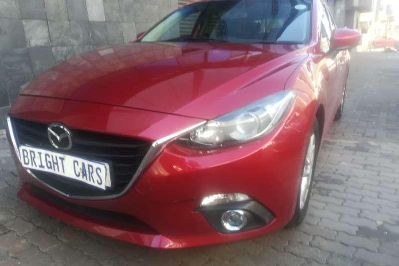 Mazda 3 Mazda3 1.6 Dynamic 2016