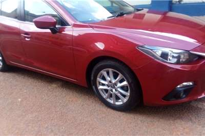 2016 Mazda 3 Mazda3 1.6 Dynamic