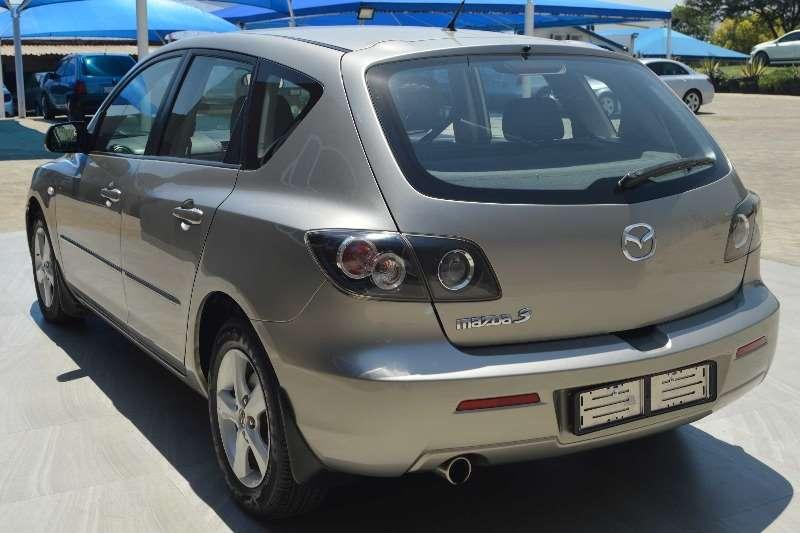 Mazda 3 Mazda3 1.6i 2008