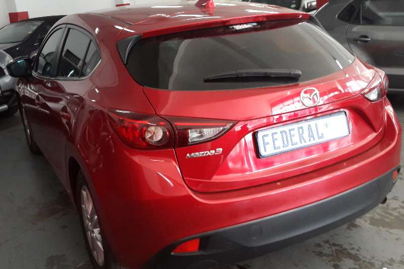 2015 Mazda 3 Mazda3 hatch 1.6 Active