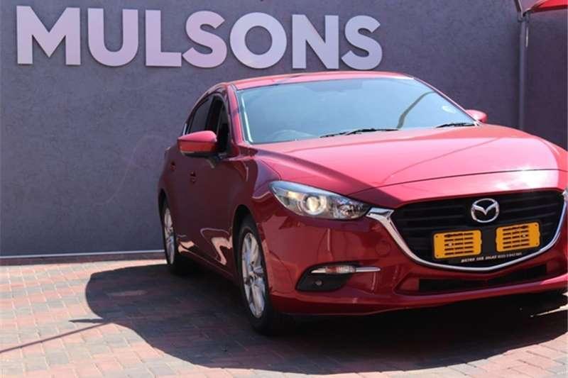 2017 Mazda 3 Mazda3 hatch 1.6 Active
