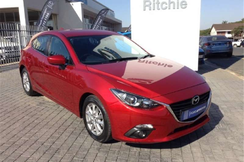 Mazda 3 Mazda3 hatch 1.6 Dynamic 2016
