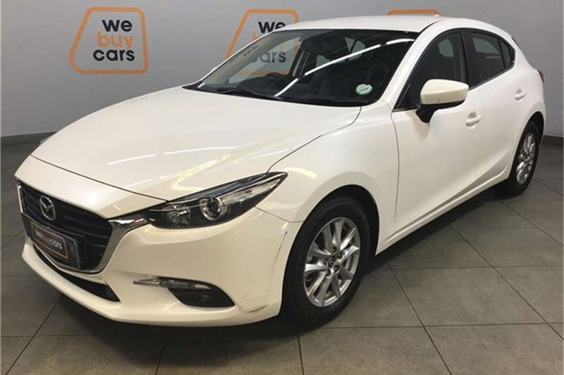 Mazda 3 Mazda3 hatch 1.6 Dynamic 2019