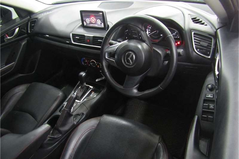 2015 Mazda 3 Mazda3 hatch 1.6 Dynamic auto