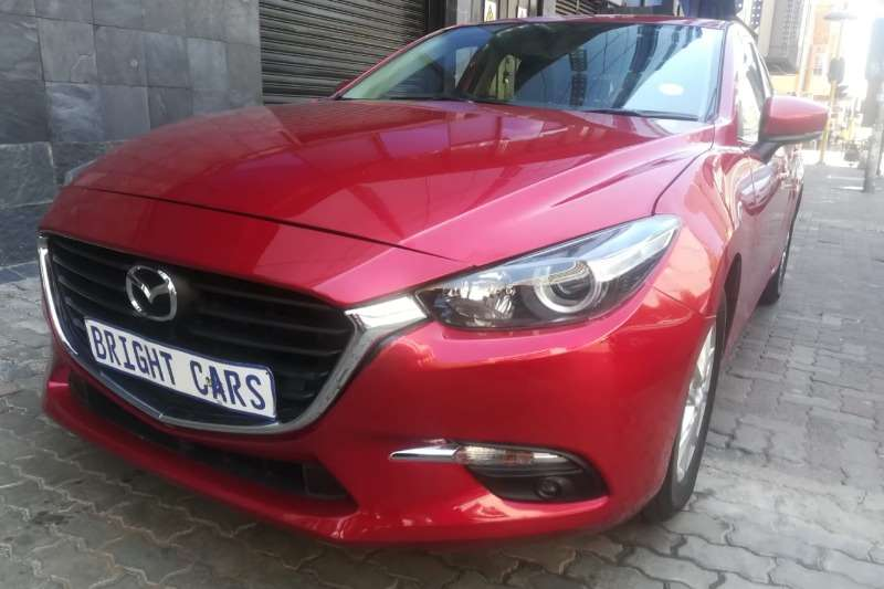 Mazda 3 Mazda3 hatch 1.6 Dynamic auto 2018