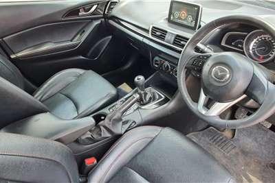 2018 Mazda 3 Mazda3 hatch 1.6 Original