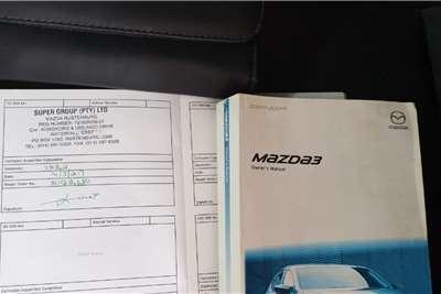 2017 Mazda 3 Mazda3 sedan 1.6 Original