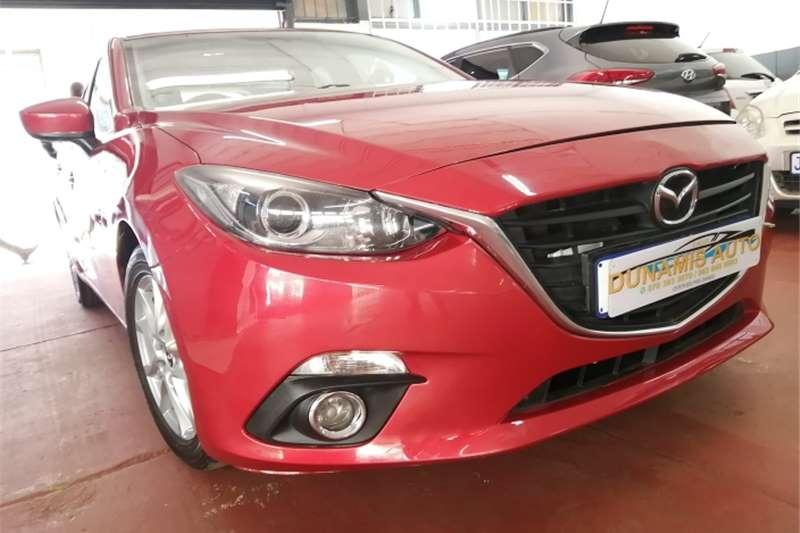 2016 Mazda 3 Mazda3 Sport 1.6 Active