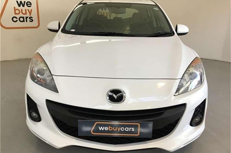 Mazda 3 Mazda3 Sport 1.6 Dynamic 2012