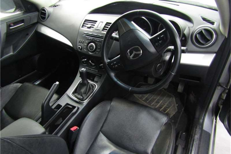 2014 Mazda 3 Mazda3 Sport 1.6 Dynamic