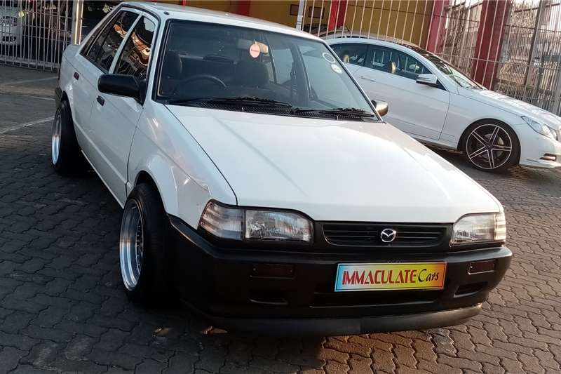 Mazda 323 Cars For Sale In South Africa Auto Mart
