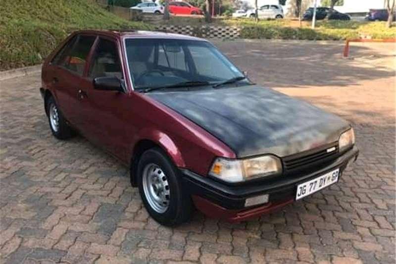 Used 1996 Mazda 323