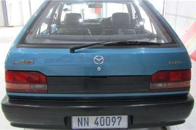 1999 Mazda 323 A3 Sportback 1.4T S auto