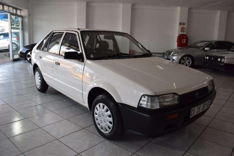 2000 Mazda 323 Sportback 1.4T S auto