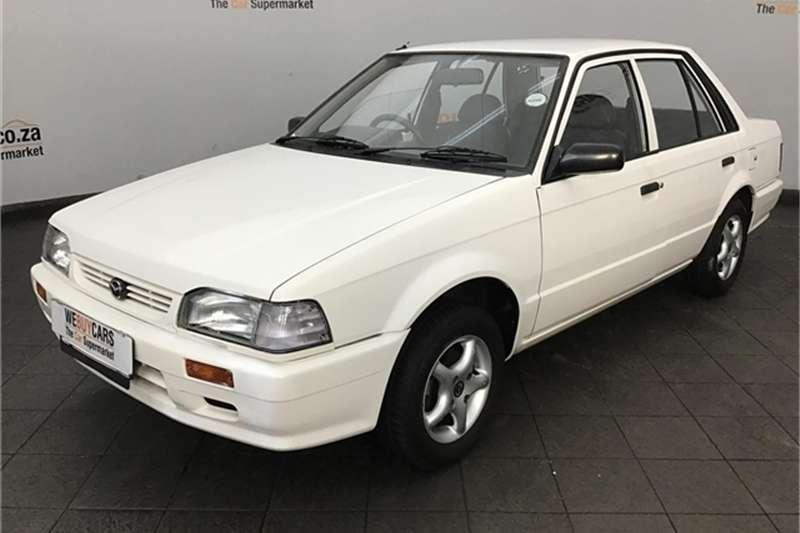 2000 Mazda 323