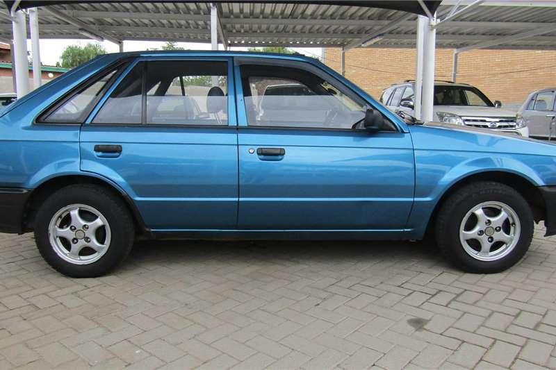 1999 Mazda 323 Sportback 1.4T S auto