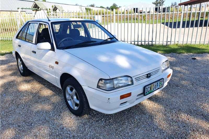 Mazda 323 sting 2001