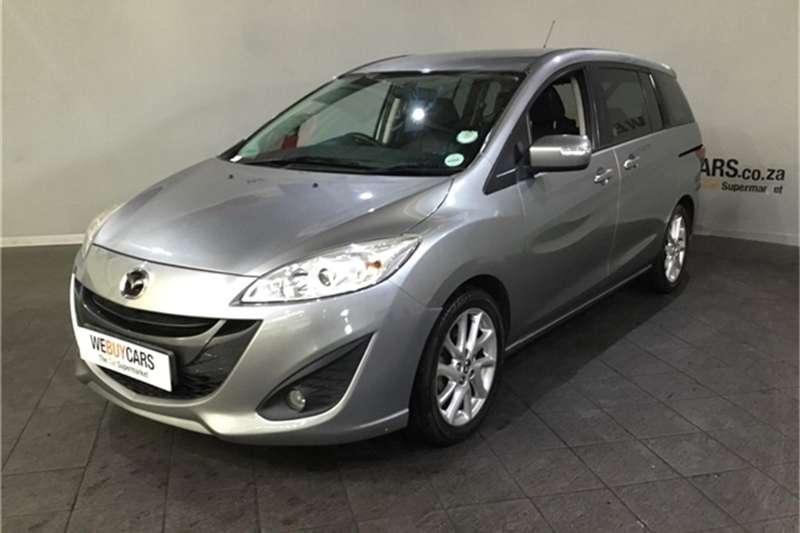 2015 Mazda 5 Mazda 2.0 Individual