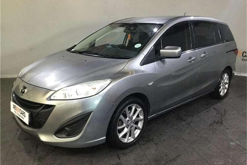 2011 Mazda 5 Mazda 2.0 Active