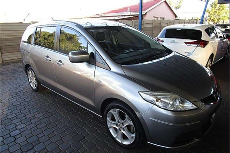 2010 Mazda 5 Mazda 2.0 Active