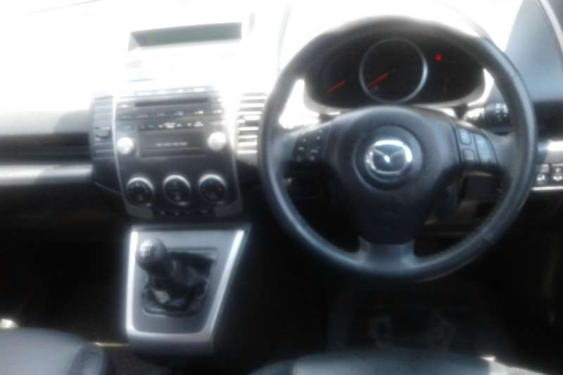 Mazda 5 Mazda 2.0 Active 2009