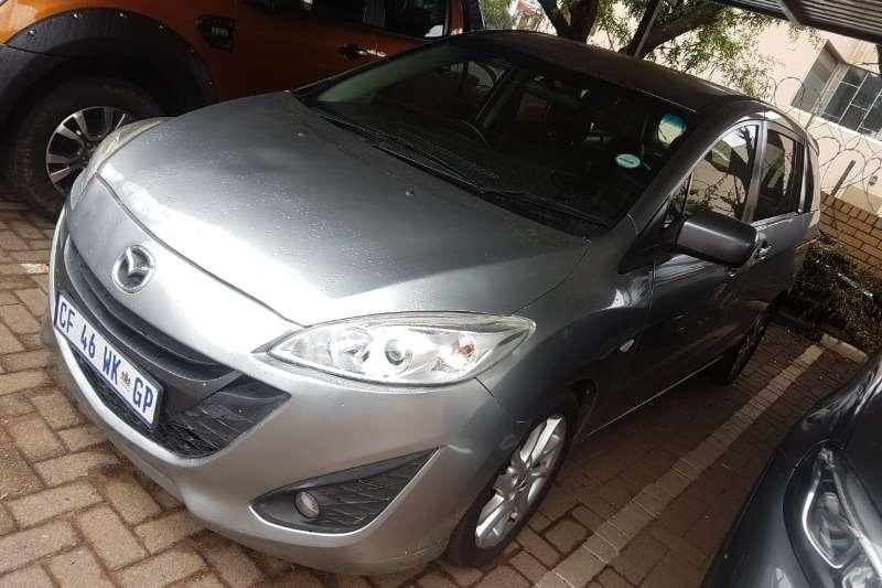 Mazda 5 Mazda 2.0 Active 2012