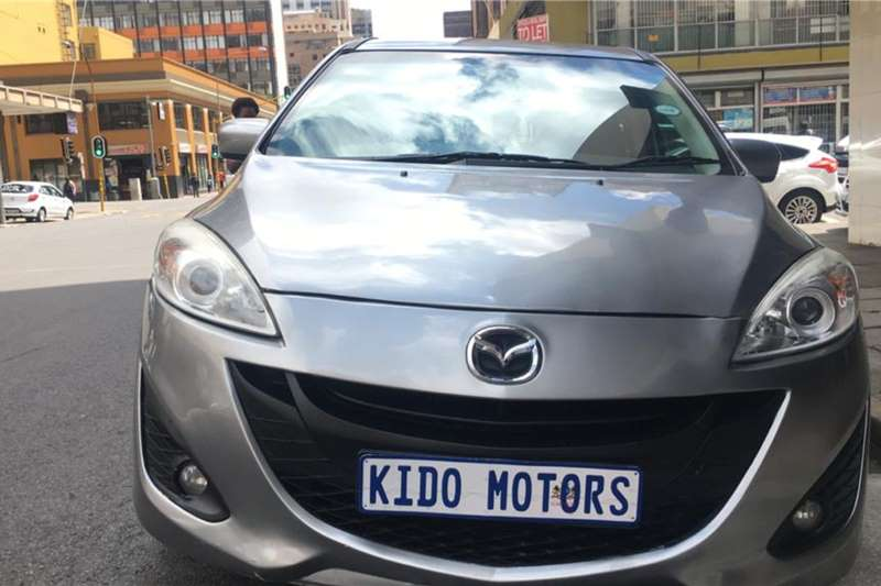 Mazda 5 Mazda 2.0 Active 2013