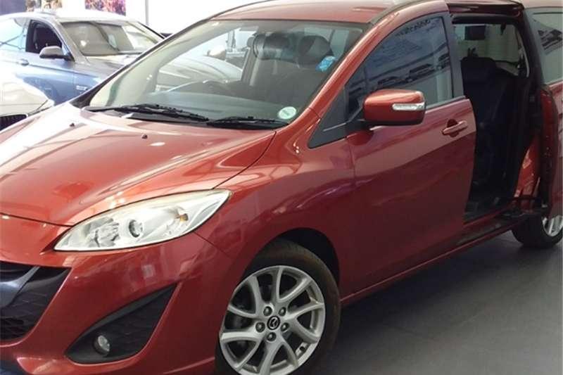Mazda 5 Mazda 2.0 Individual 2013