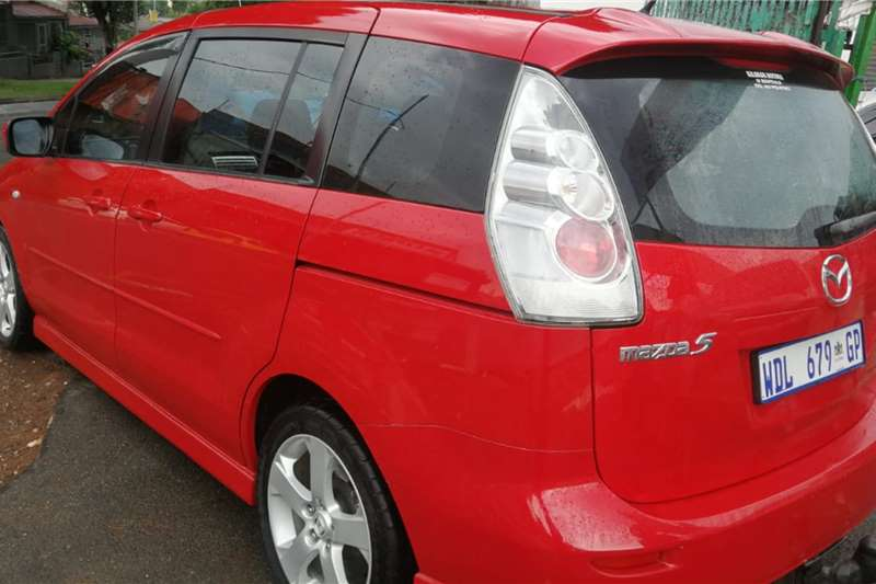 Used 2007 Mazda 5 Mazda 2.0 Original