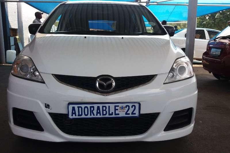 Mazda 5 Mazda5 2.0 Active 2010