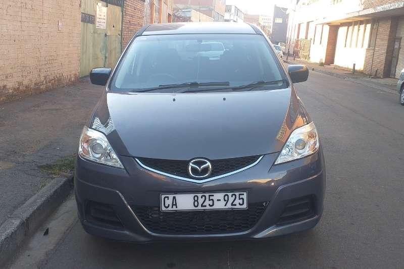 Mazda 5 Mazda5 2.0 Active 2011