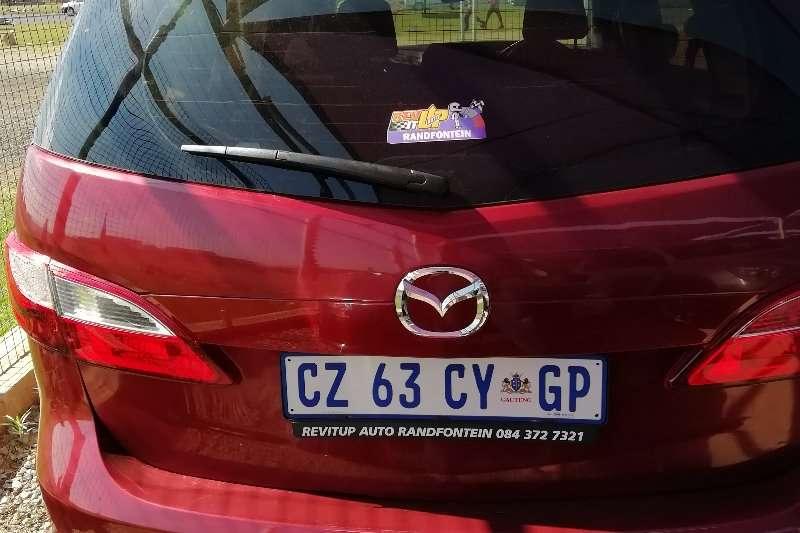 Mazda 5 Mazda5 2.0 Original 2014