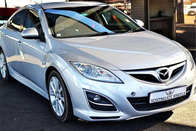 2013 Mazda 6 Mazda 2.5 Individual