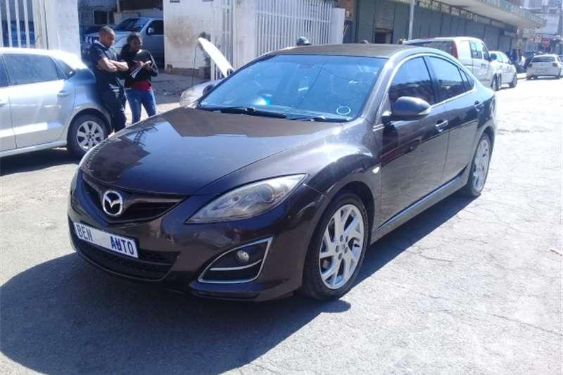 Mazda 6 Mazda 1.6 2013