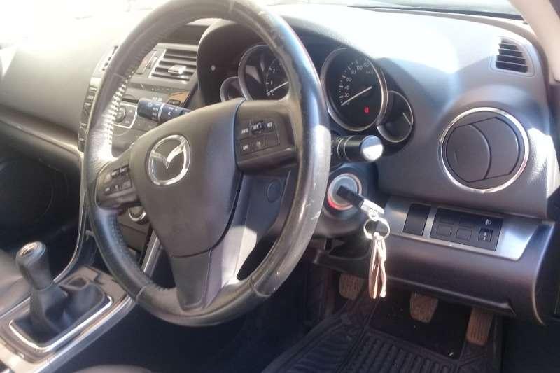 Mazda 6 Mazda 2.0 Active 2011