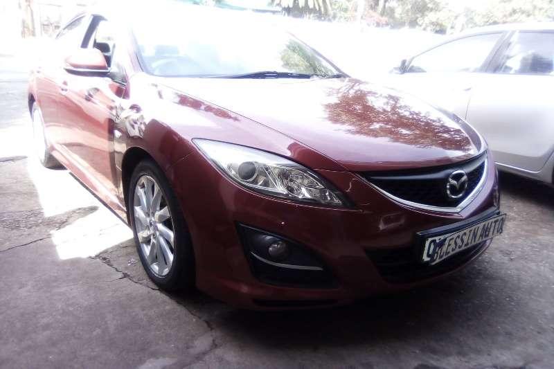 Used 2012 Mazda 6 Mazda 2.0 Active