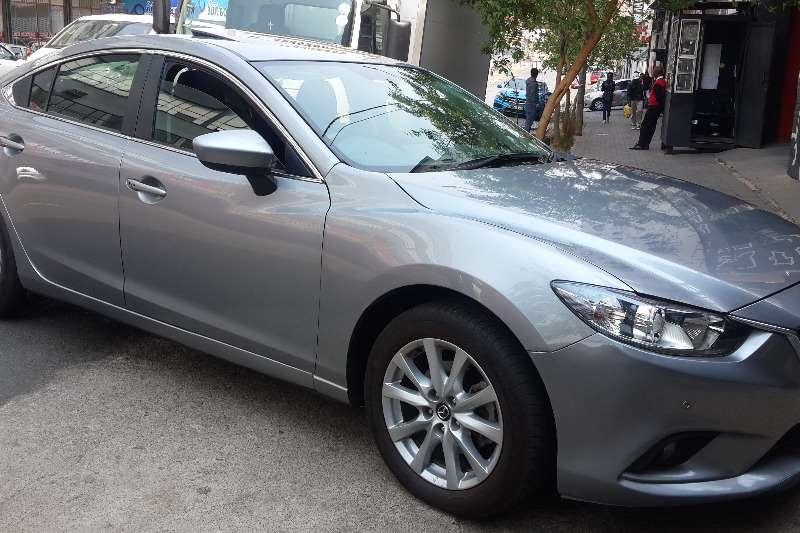Mazda 6 Mazda 2.2DE Dynamic 2014