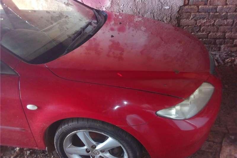 Mazda 6 Mazda 2.3 Sporty 2003