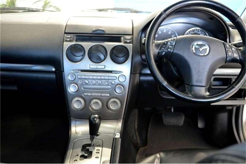 Used 2003 Mazda 6 Mazda 2.3 Sporty Lux Activematic