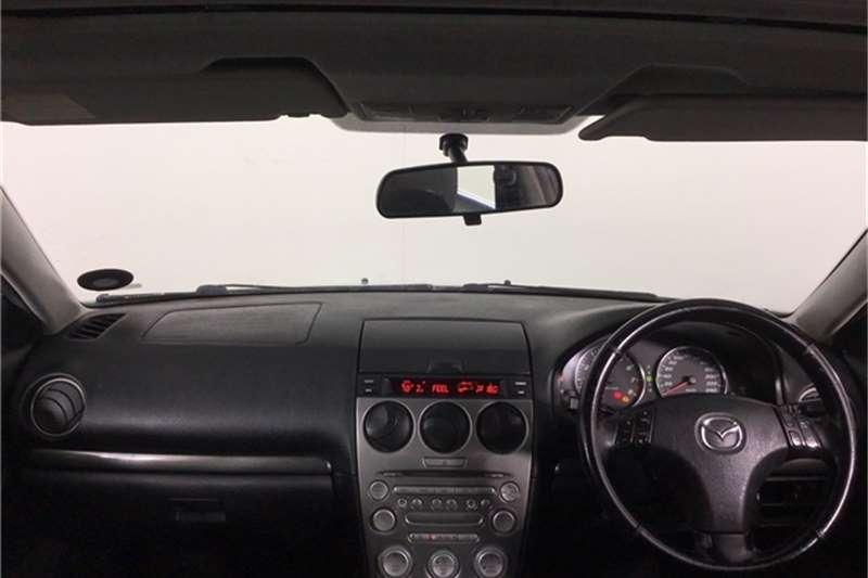 2003 Mazda 6 Mazda6 2.3 Sporty Lux