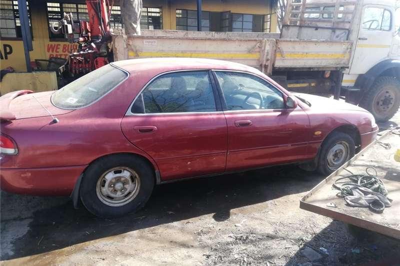 Mazda 626 2018
