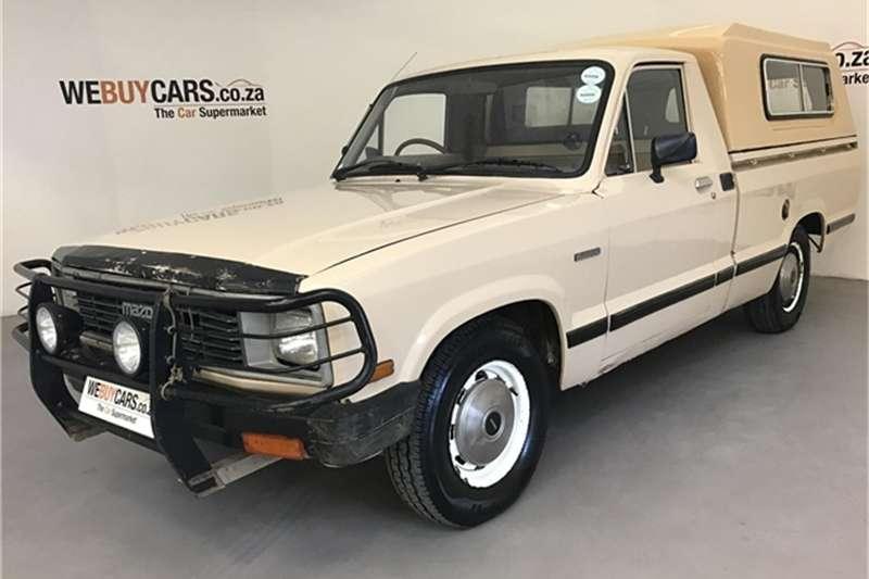 Mazda B SERIES 1985
