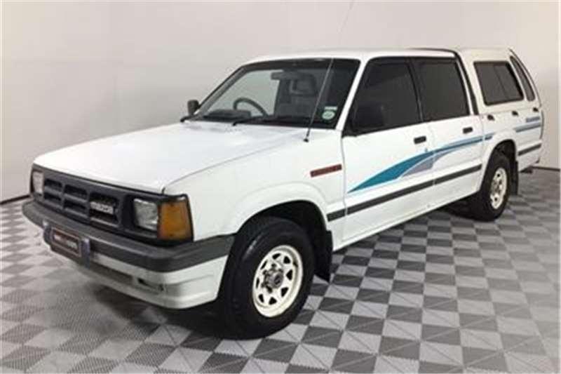Mazda B Series 1996