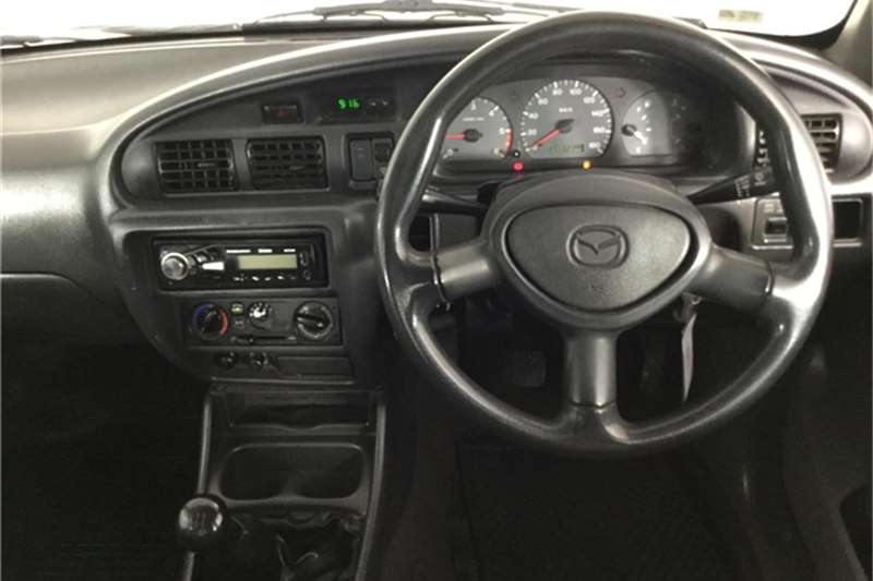 Mazda B Series 2002
