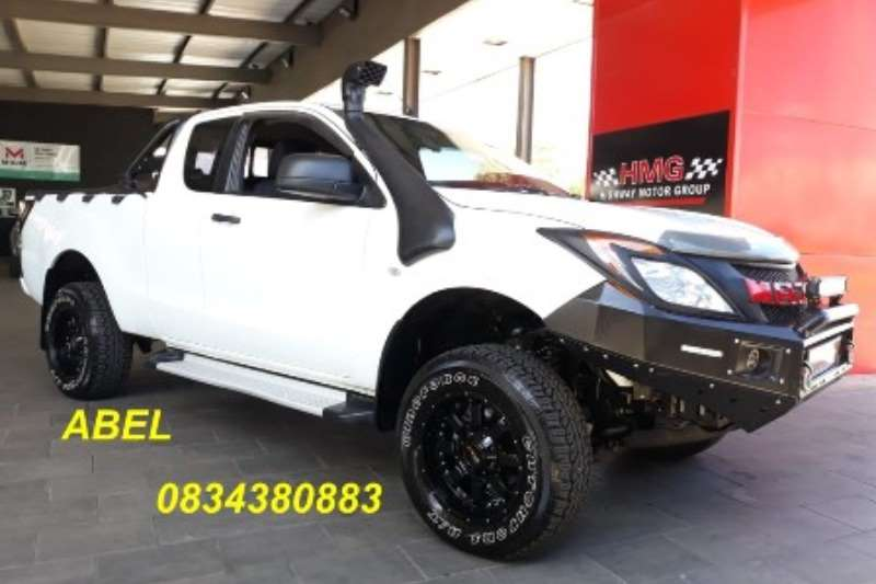 Mazda BT-50 2.2 110kW FreeStyle Cab SLX 2014